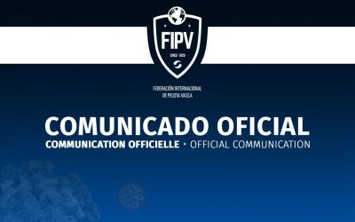 COMUNICADO OFICIAL FIPV